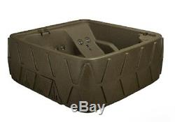 SALE 5 PERSON HOT TUB with LOUNGER 29 JETS OZONE SYSTEM 2 COLO