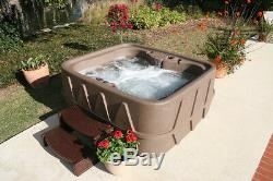 Sale New 4 PERSON SPA 20 JETS PLUG n' PLAY-WATERFALL-2 COLORS-SHIPS OCT