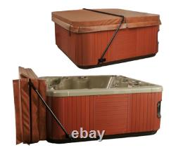 Spa Cover Lift Low-Mount Hot Tub Jacuzzi Top Lifter Square Rectangular Lifting