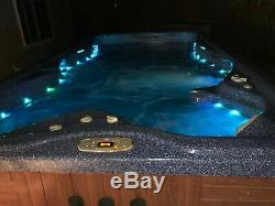 Swim Spa athletic- Master H2X Water to the extreme