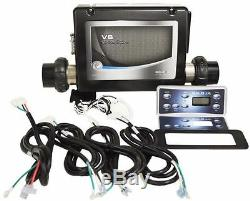 VS510 Balboa water group complete spa pack RETROFIT KIT for 2pumps + blower