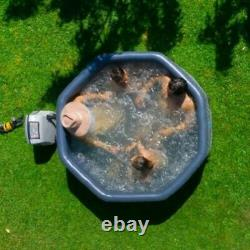 Victory Spa Inflatable Hot Tub Spa Jacuzzi Bubble Massage 5 Person