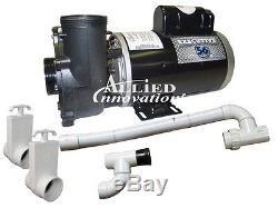 Waterway Cal Spas Dually Pump Replacement Package 4.0HP, 230V, 2-SPEED, 60HZ