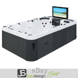 Whirlpool Theater Außenwhirlpool Outdoor Spa Schwimmbad Hot Tube
